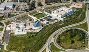 Opening ceremonies for the Aga Khan Museum and the Ismaili Centre, Toronto will take place on 12 September 2014. Photo: Kalloon Photography