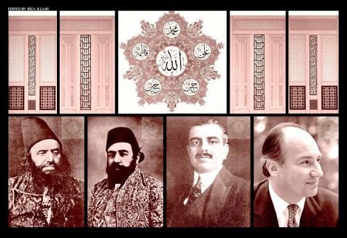 four aga khans