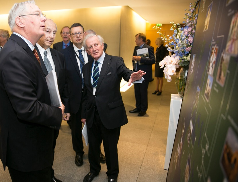 His Highness the Aga Khan's 2015 Speeches in the  UK and USA Tell Marvellous Stories About the Al-Azhar Park and Convey a Profound Message of Our CommonHumanity